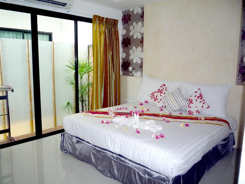 Апартаменты в комплексе Franjipani