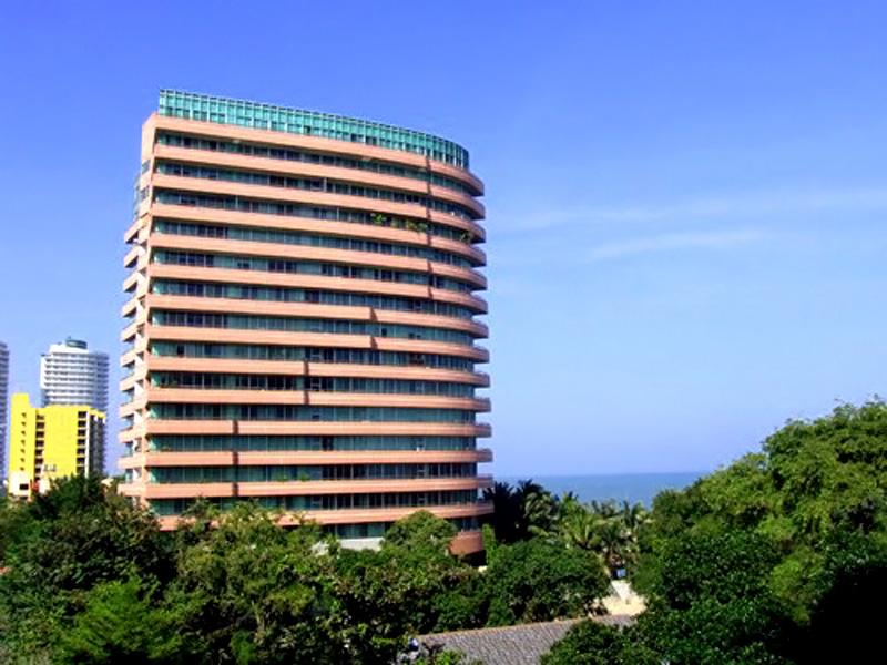 Esplanad. Апартаменты с потрясающим видом на море.