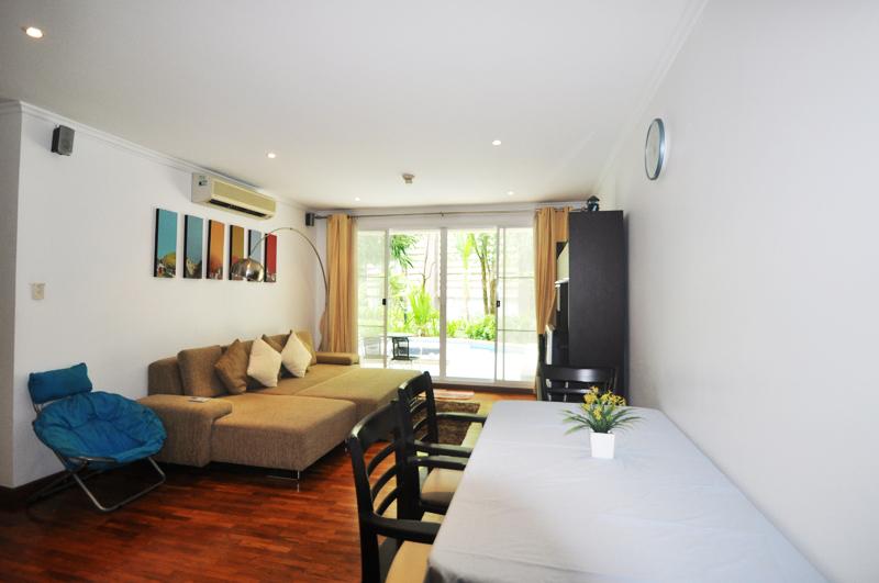 Апартаменты в центре Хуа Хина. Sanploen.