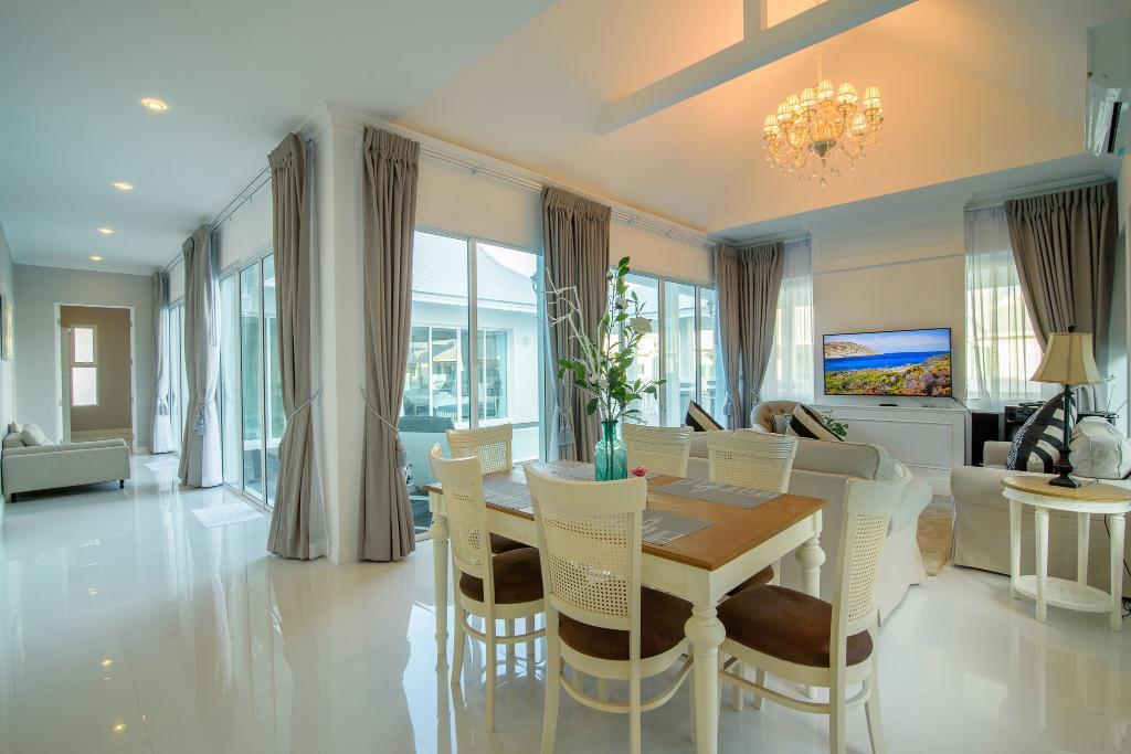 Marvin Pool Villa - роскошные виллы на западе Хуа Хина