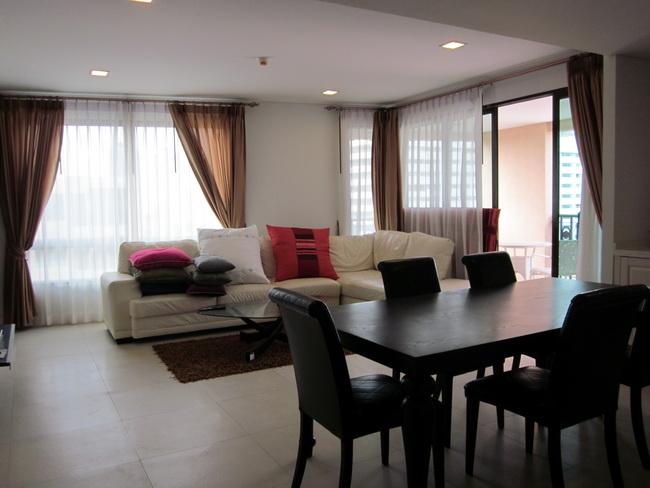 Апартаменты с панорамным видом на море. Марракеш.