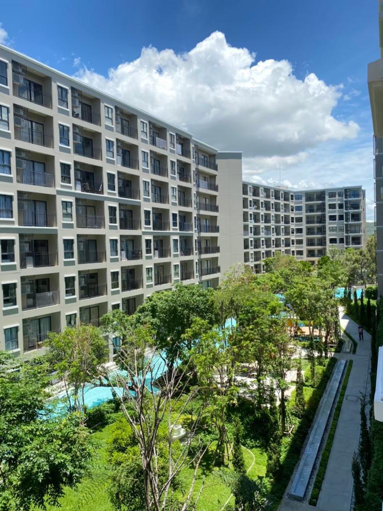 Апартаменты с видом на бассейн. La Casita Hua Hin