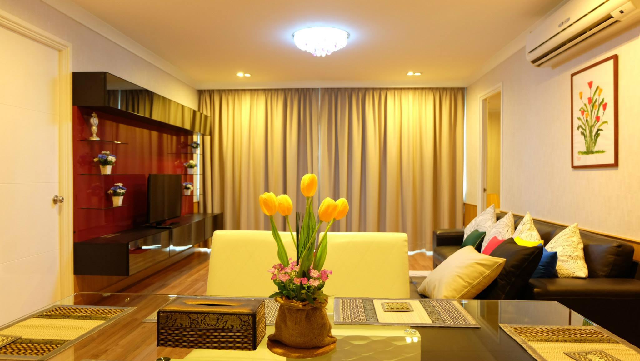 Пентхаус 3 спальни в комплексе My Resort