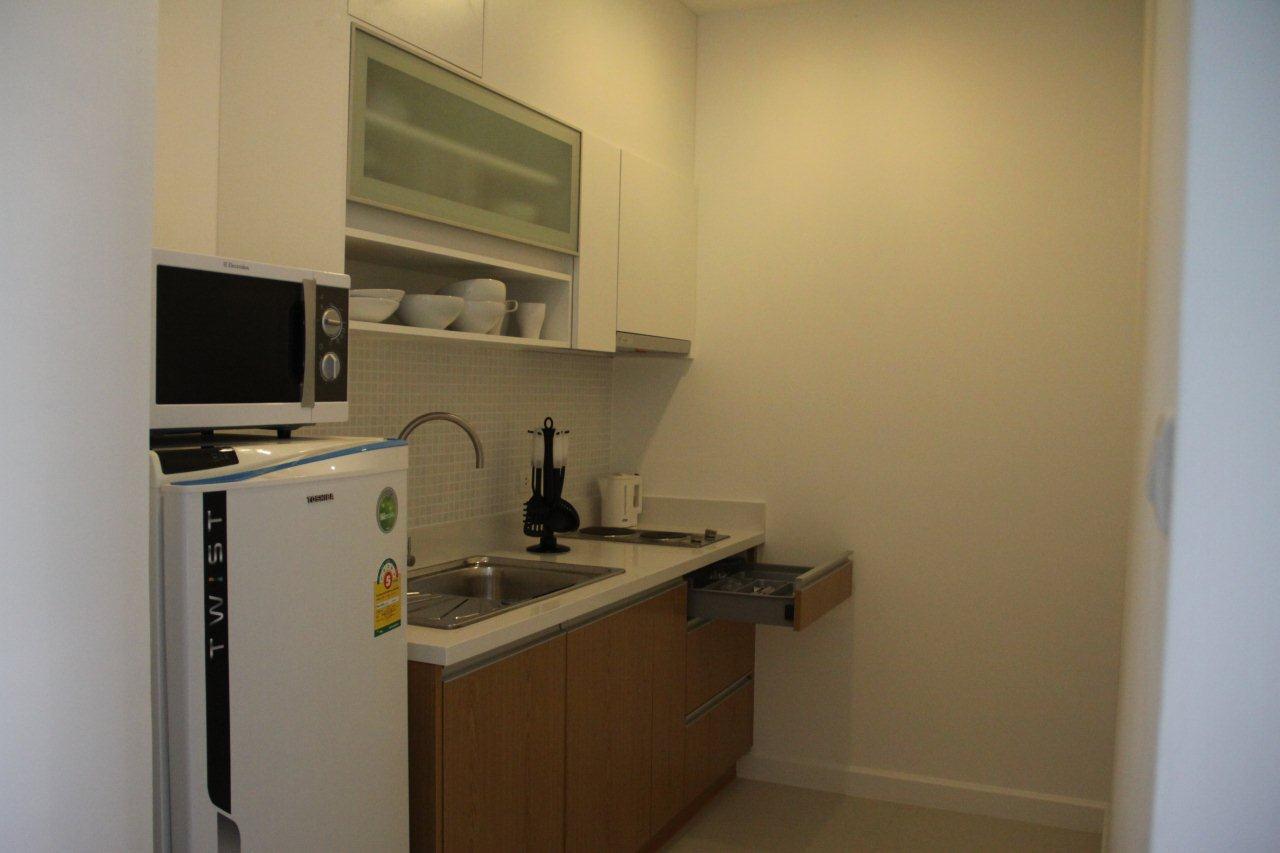Квартира c одной спальней в аренду на Такиабе. Seacraze.
