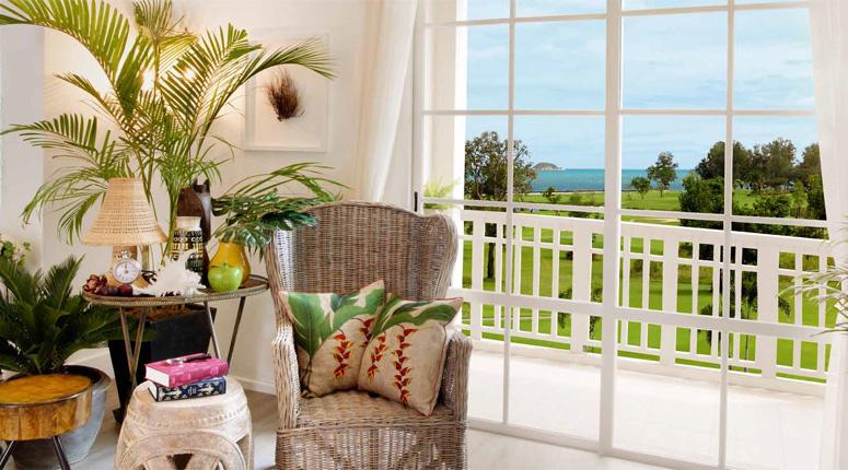 Autumn квартира с двумя спальнями с видом на море