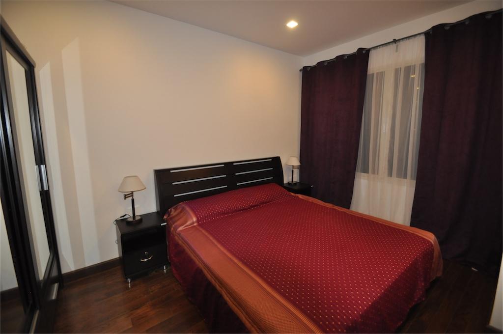 Квартира с одной спальней, Такиаб, вид на бассейн. Seacraze