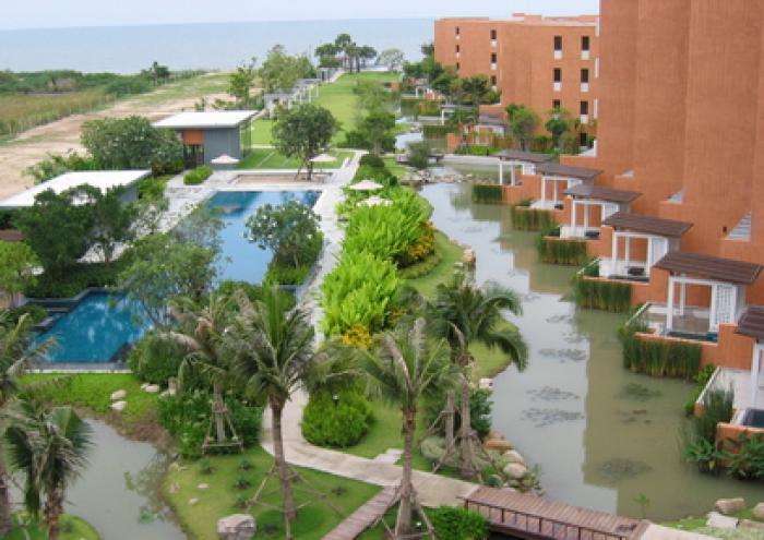 Апартаменты класса люкс на берегу моря