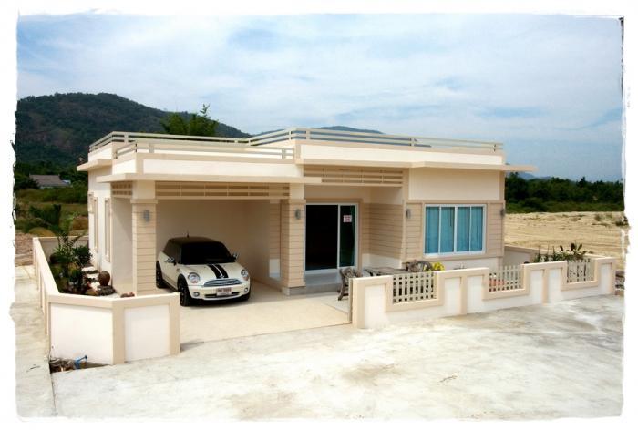 Subthanee 3. Новый бюджетный поселок на севере Хуа Хина