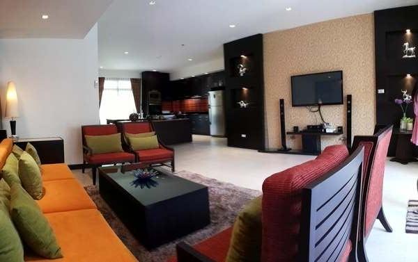 Апартаменты класса люкс в Шератоне