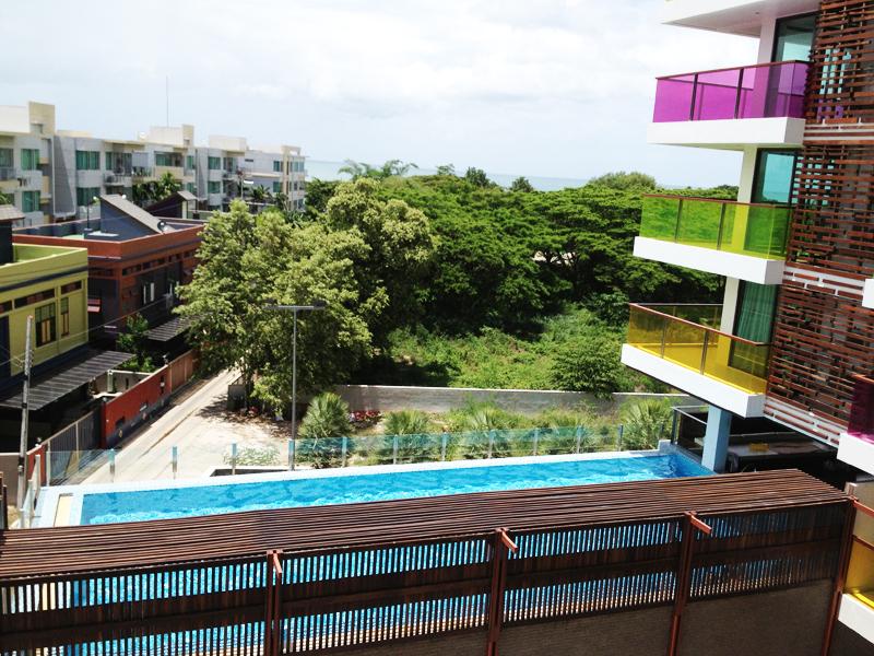 Апартаменты с видом на море. Рокко.