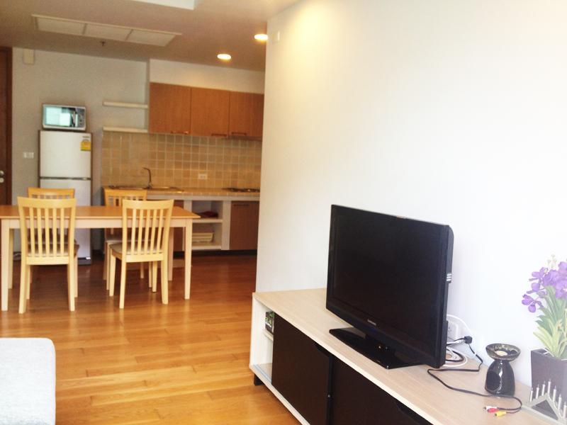 Продажа квартиры в кондо Baan Sansuk