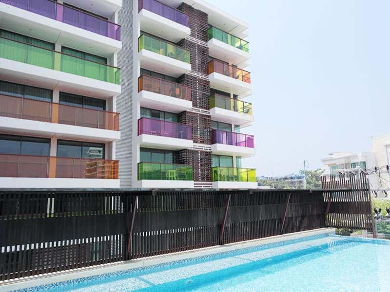 Шикарные апартаменты с панорамным видом на море