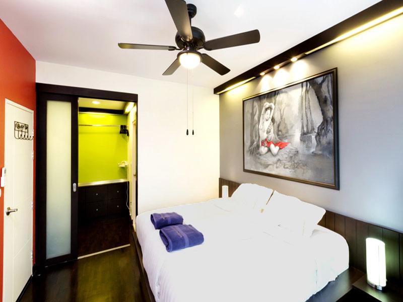 Красивая квартира в красивом кондо. Baan Chai Talay