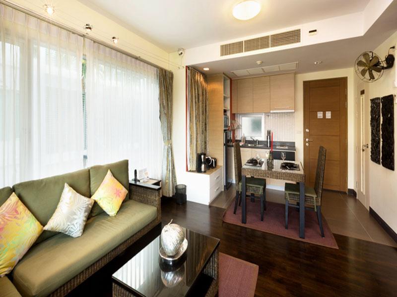 Апартаменты в центре Хуа Хина. Baan Sandao.