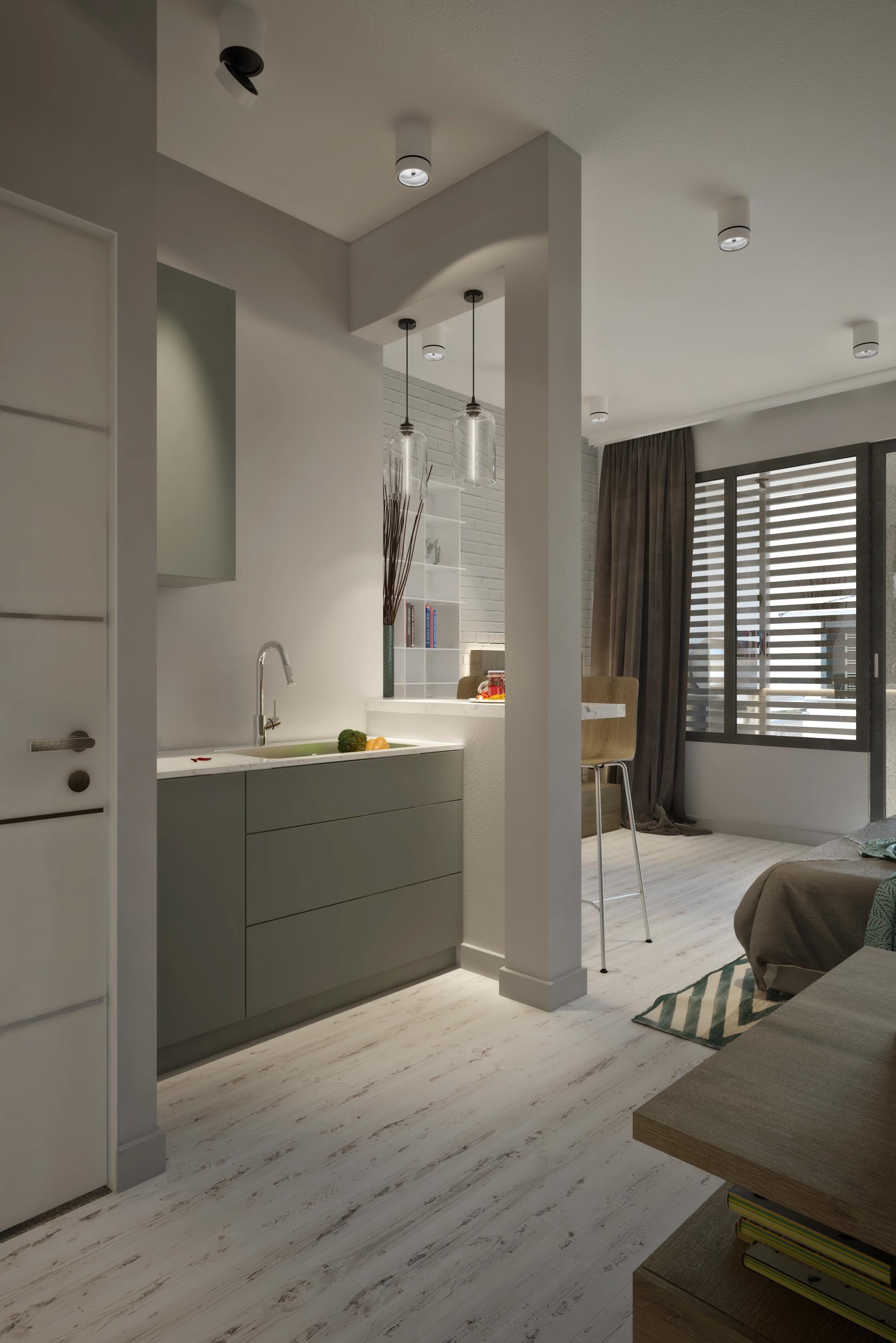 Lotus Penthouse - апартаменты с 2мя спальнями по уникальной цене в рассрочку!