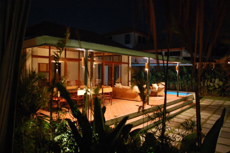 Вилла в аренду на Као Тао. Villa Vista. HHPR2131