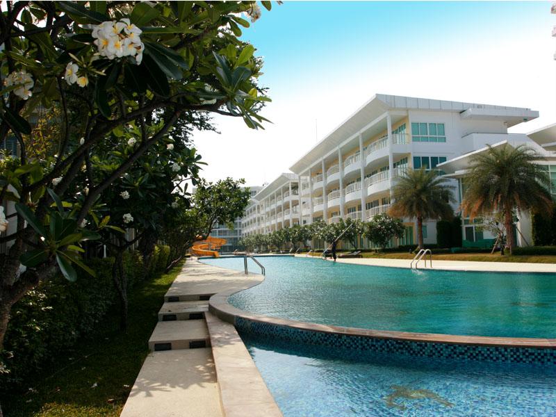 Апартаменты в Baan Suchuan condo. HHPR2135
