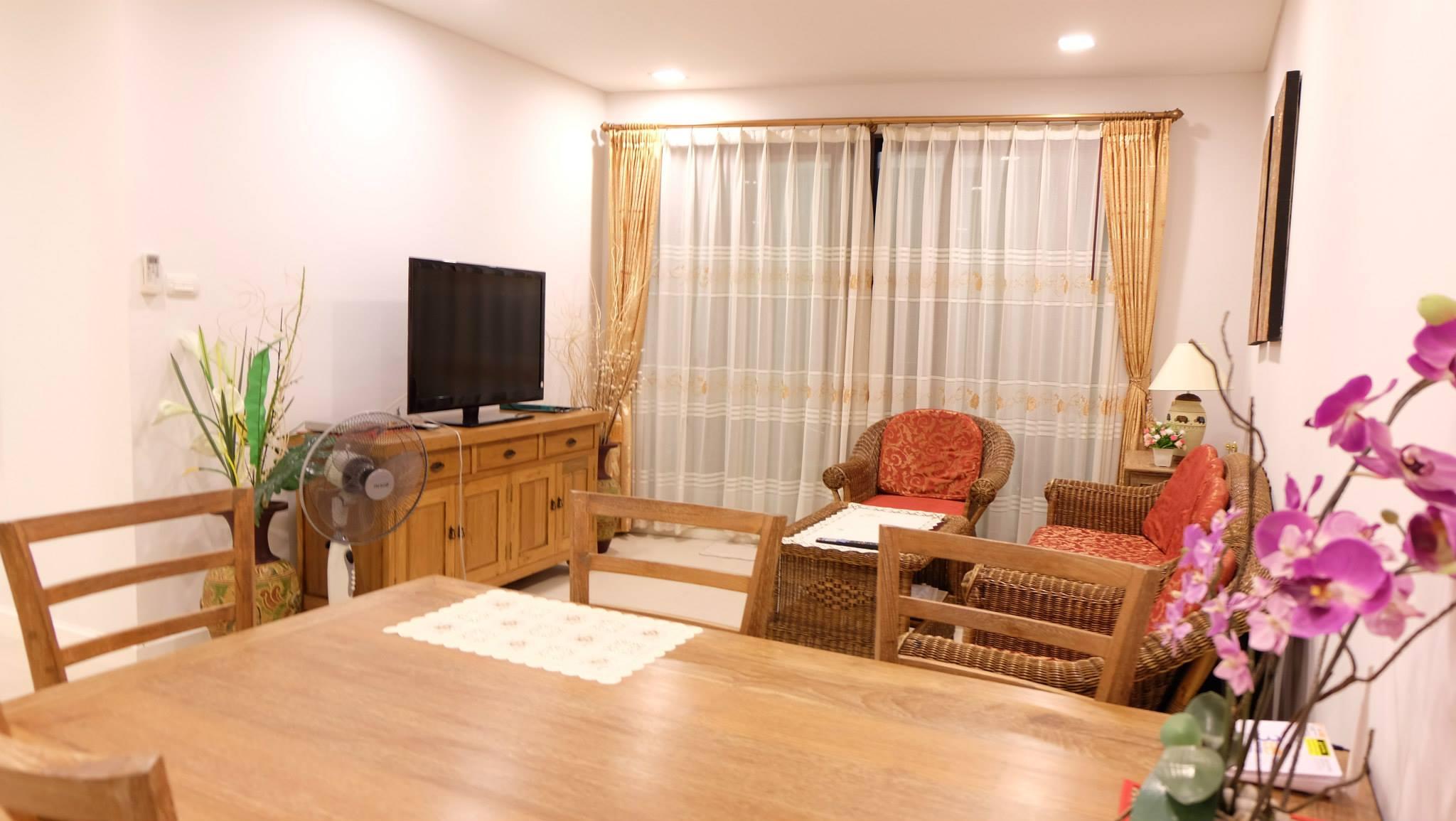 Квартира с тремя спальнями, вид на сад. Марракеш.